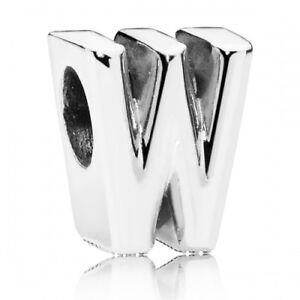 PANDORA-Buchstabe-Letter-W-silver-charm-797477