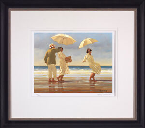 Jack-Vettriano-The-Picnic-Party-Framed-Limited-Edition-Giclee