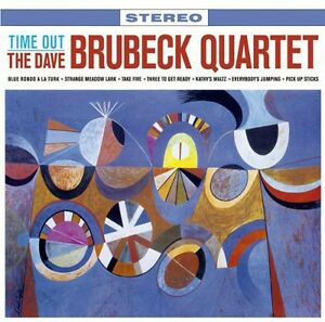 Dave-Brubeck-Dave-Brubeck-Quartet-Time-Out-New-Vinyl-180-Gram-Rmst