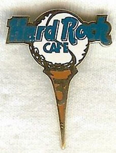 Hard-Rock-Cafe-ATLANTA-1997-3rd-Annual-Golf-Classic-PIN-HRC-Logo-Ball-w-Tee-424