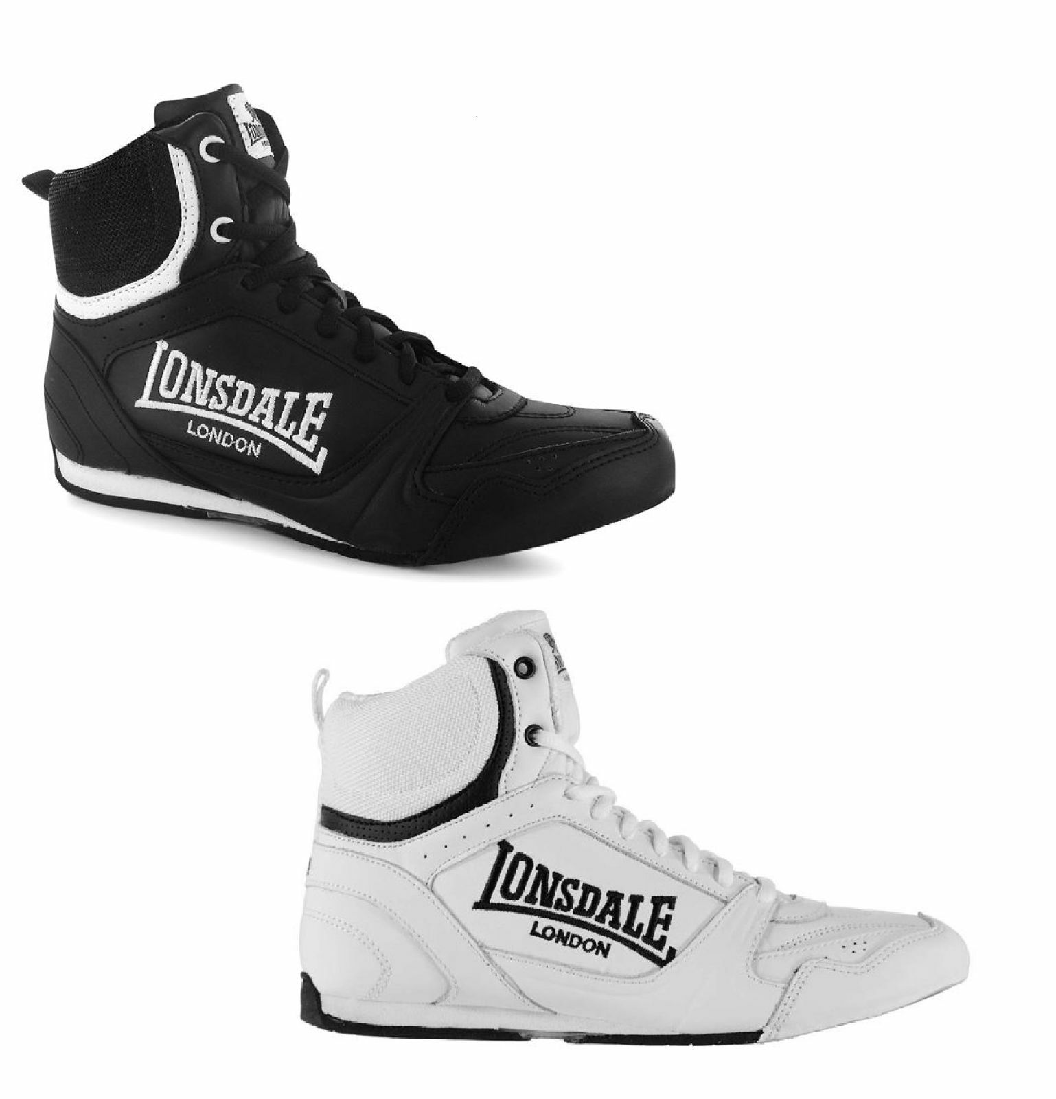 LONSDALE Men's Boxing shoes Trainers Sneakers Trainers Sports Low Gr 42.5 44