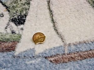 Vintage 1960's United Way Hand & Rainbow Lapel Pin