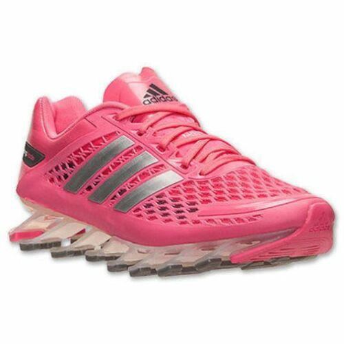 Razor para Rosa Running Springblade Lace de Zapatillas deporte Up Adidas Zapatos caminar Womens Nueva qU6ftR