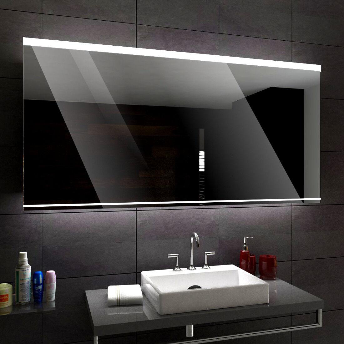SEOUL éclairé del Miroir salle de Bain Led personnalisé taille   accessoires