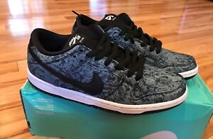 size 40 c7f1e d215d Image is loading NIKE-DUNK-LOW-PREMIUM-SB-MIDNIGHT-NAVY-BLACK-