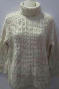 NWT LAUREN Ralph Lauren Turtleneck Sweater Alpaca Wool Blend  Size XS