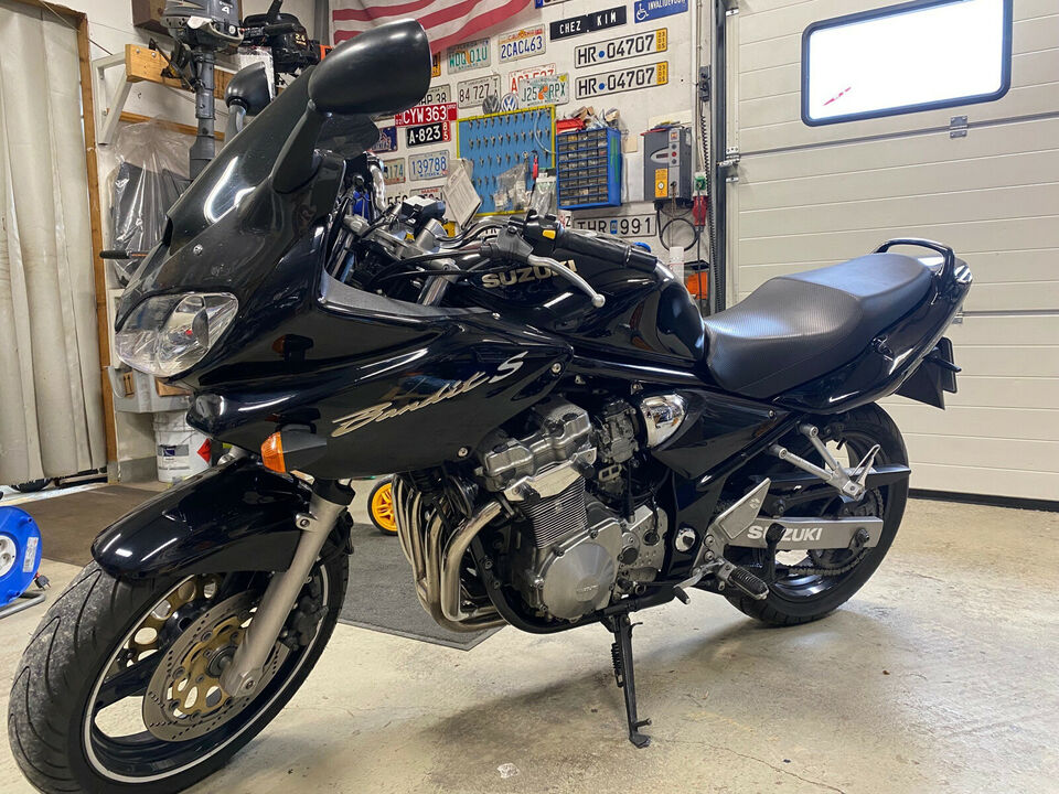 Suzuki GSFS 600 Bandit S