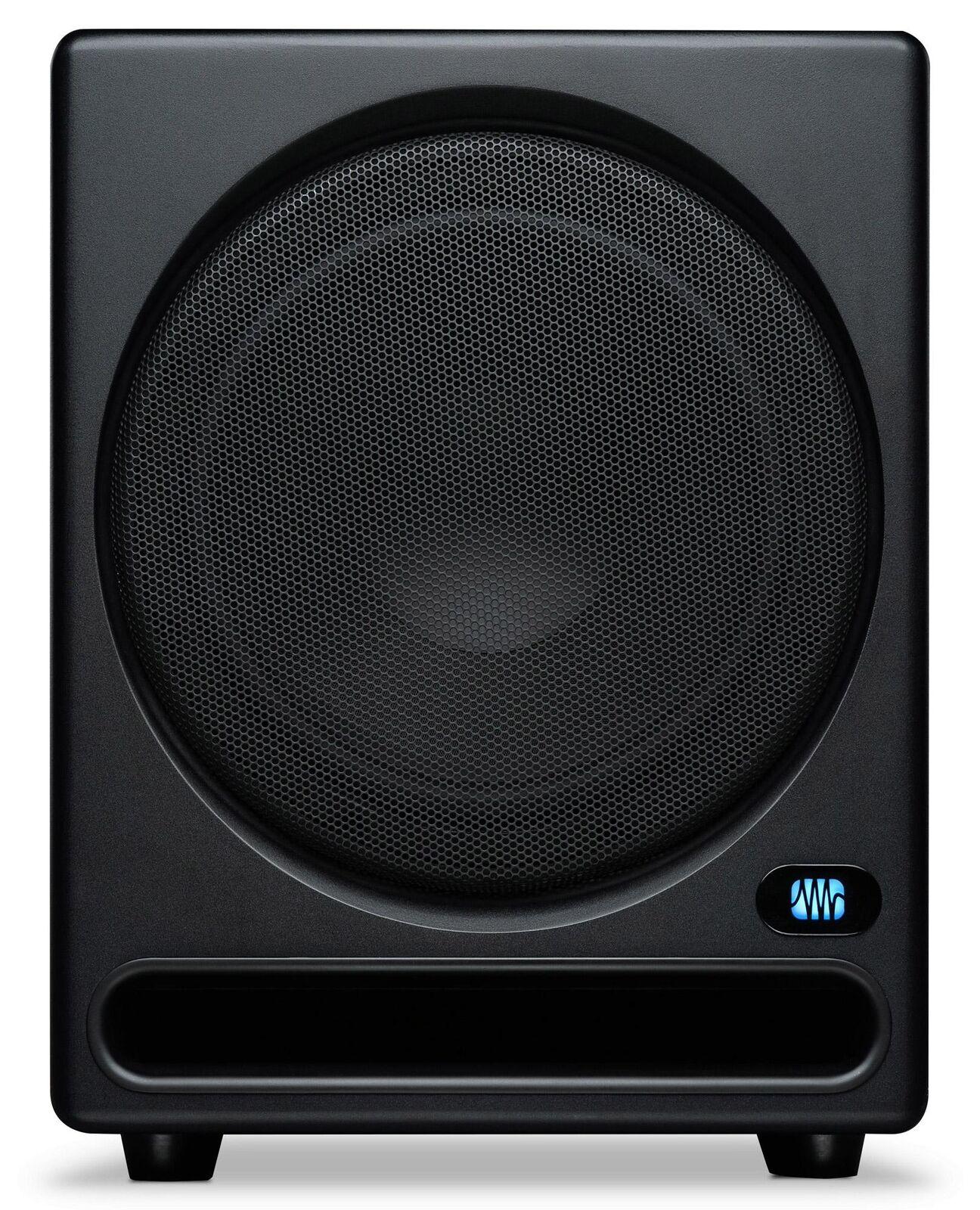 Studio Studio Studio activo-subwoofer con 250 vatios, complemento ideal para fullrange-monitores 9d2c75