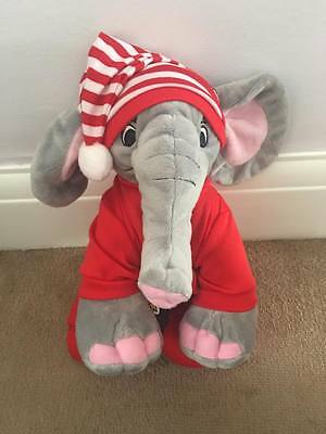 """Build a Bear style pyjamas and hat for 16"""" teddie"""