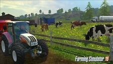 Farming Simulator 15 - Microsoft Xbox One Game - Complete