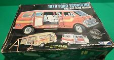 MPC 1970 FORD ECONOLINE VAN CHATEAU CLUB WAGON 1/20 Model Car Mountain