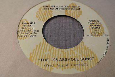 I 95 asshole who sang