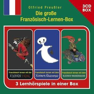OTFRIED-PREUssLER-DIE-GROssE-FRANZOSISCH-LERNEN-BOX-3-CD-HSPBOX-3-CD-NEU