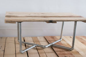 Image Is Loading Rustic Industrial Furniture Vintage Shelf Iron Pipe DIY