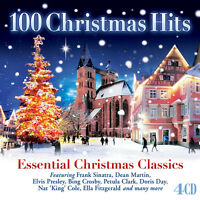 100 Christmas Hits Essential Classic Holiday Songs Ultimate Best Music 4 Cd