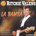 La Bamba and Other Hits by Ritchie Valens (CD, Apr-2004, Rhino Flashback (Label))