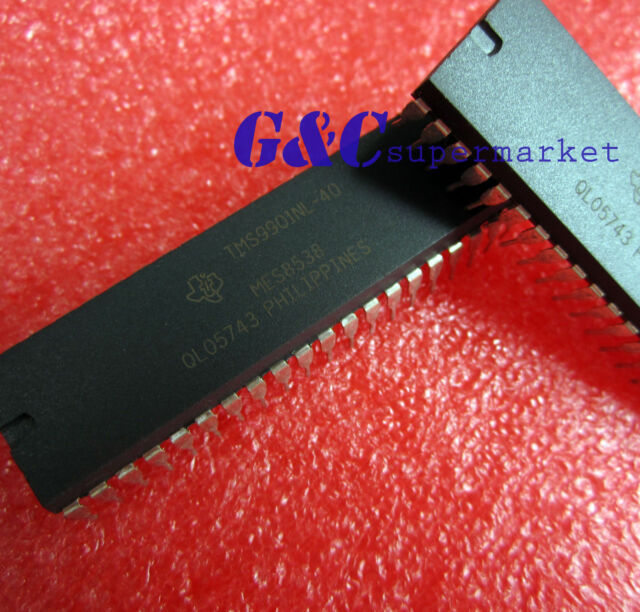 TI TMS9901NL TMS9901NL-40 TMS9901 Programmable System Interface DIP-40 x 1pc