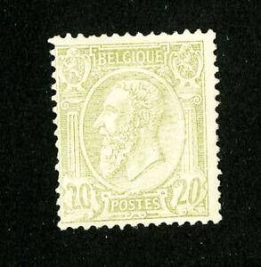 Belgium-Stamps-56-Fresh-OG-VLH-Scott-Value-200-00