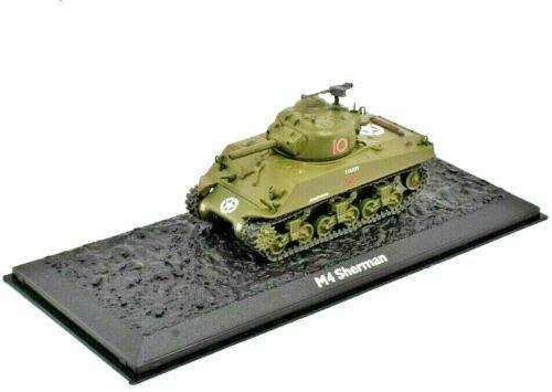 REF.NO.KK02 M4 Sherman ULTIMATE TANK collection US ARMY Atlas diecast 1:72