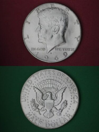 SILVER 2008 S Proof John Kennedy Half Dollar With Capsule Combined Shipping