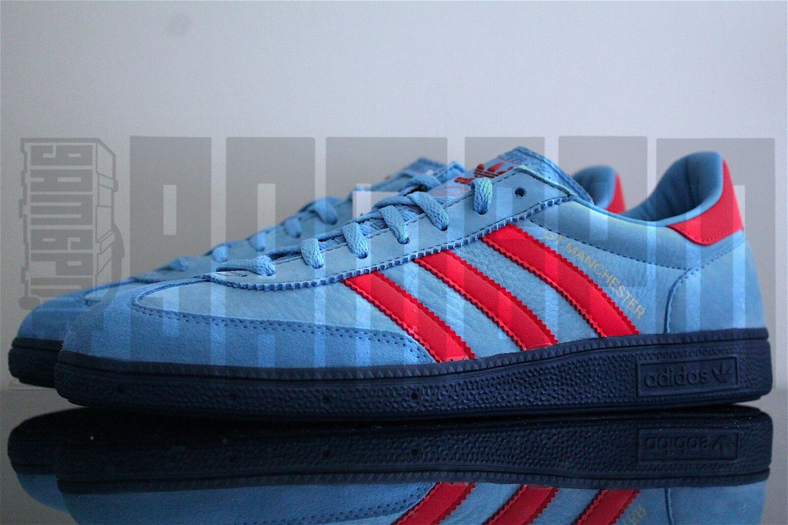 2016 Adidas GT MANCHESTER SPEZIAL 3 4 5 6 7 8 9 10 11 12 13 BLUE RED spzl marine