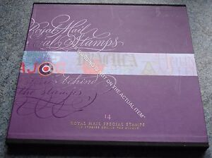 Royal-Mail-Special-Stamps-Year-Book-14-for-1997-Complete-with-all-Stamps