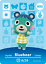 CARTRIDGE-SIZE-Custom-NFC-Amiibo-Card-for-Animal-Crossing-TOP-72-VILLAGERS miniatuur 64