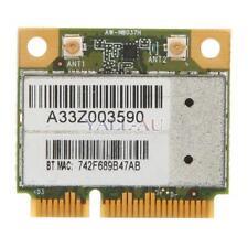 Laptop 150 Mbps 802.11 b/g/n WiFi Bluetooth 3.0 Wireless Network Card PCI-E AU