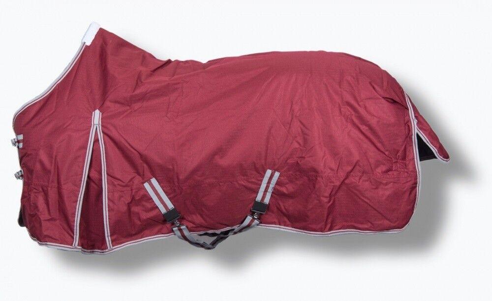 Manta de invierno con relleno 200g 600d HKM by jinete cargar 24 rojo nuevo