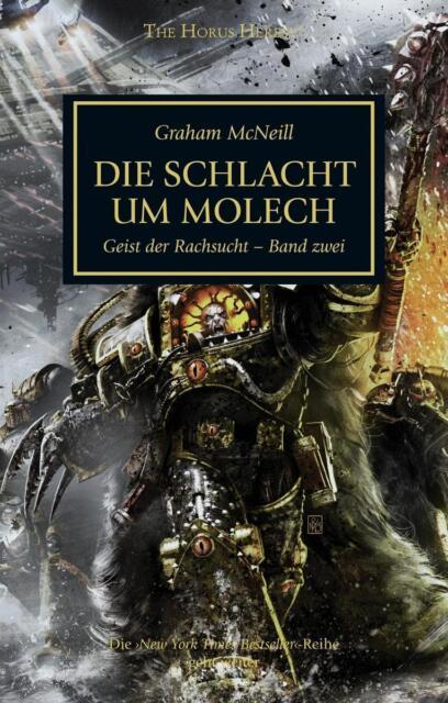 Horus Heresy - Die Schlacht um Molech von Graham McNeill (2015, Taschenbuch)