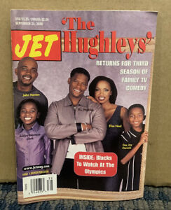2000 September 25 Jet Magazine The Hughley S A82 B Ebay