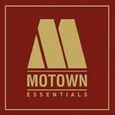 MOTOWN ESSENTIALS 8 CD BOX LIONEL RICHIE UVM NEU