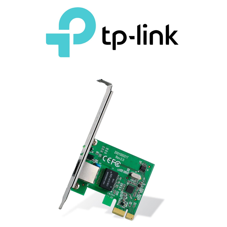 TP-Link TG-3468 Gigabit 10/100/1000Mbps PCI Express (PCIe) Network Card Adapter