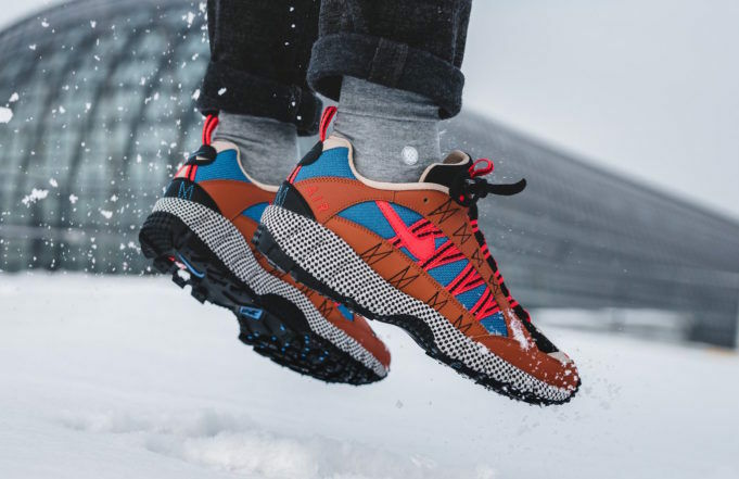 Nike Humara'17 Qs Hombre Air entrenadores Trail Zapatos Trail & Senderismo Acampar & UK 6