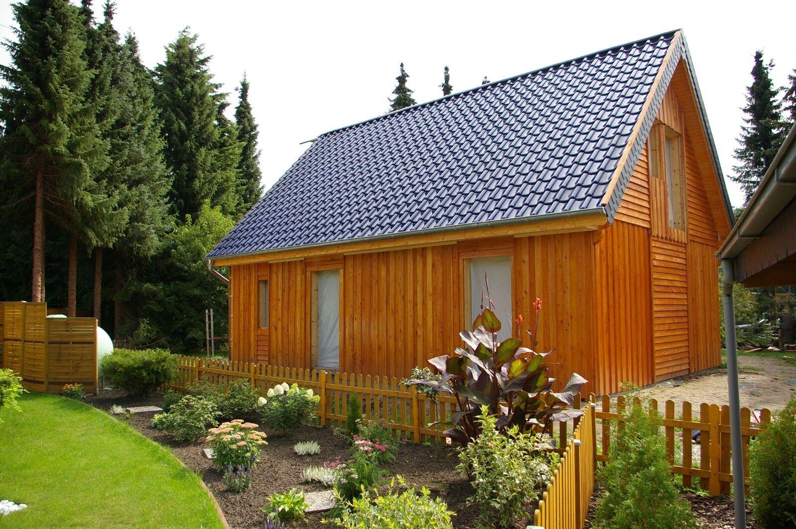 Tiny House Rohbau mit Montage Fertighaus 7,00 x 10,00 Meter