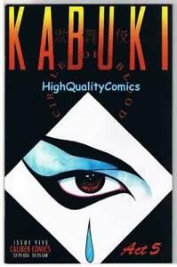 KABUKI-CIRCLE-of-BLOOD-5-VF-David-Mack-Femme-fatale-1995-Mad-Tea-Party