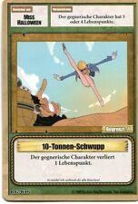 One Piece - Miss Halloween - 10-Tonnen-Schwupp