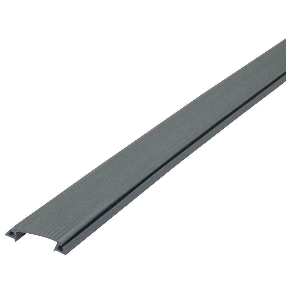 M D Products 36in Gray Deluxe Aluminum Threshold With Vinyl Seal 43824 For Sale Online Ebay