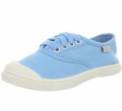 KEEN Toddler Girl Size 9 M Norse Blue Maderas Oxford Shoe Kid Lace Up Sneaker