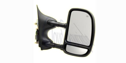 NEW PASSENGER SIDE TELESCOPING TOW MIRROR~POWERED ADJUSTED//HEATED GLASS// SPOTTER