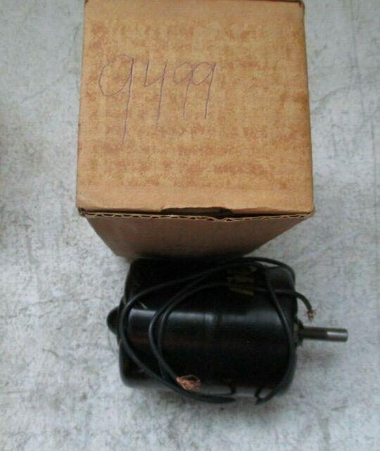 Vintage Leece Neville 9499fh Fhp 24 Volt Blower Motor Nos