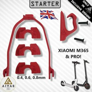 STARTER-PACK-Xiaomi-Scooter-M365-amp-PRO-Accessories-Best-Quality-3D-Print