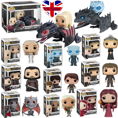 Funko Pop Game Of Thrones 8 Vinyl Figure Collectable Kids Toys Xmas Gift In Box | eBay