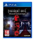 Resident Evil Origins Collection PS4 VideoGames