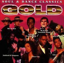 "Soul & Dance Classics ""Gold"" Ashford & Simpson, Jermaine Stewart, Loose.. [2 CD]"