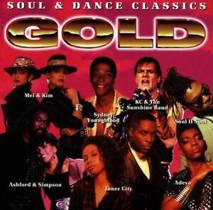 Soul-amp-Dance-Classics-034-Gold-034-Ashford-amp-Simpson-Jermaine-Stewart-Loose-2-CD