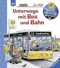 Unterwegs mit Bus und Bahn von Andrea Erne (2017, Ringbuch)