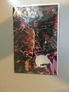 Venom #25 NM 2nd Print Virgin Variant 1st Cameo Appearance of Virus|Codex