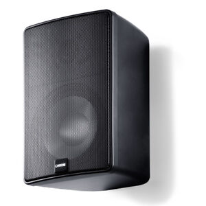 CANTON-Plus-XL-3-Pair-Mini-Speaker-Wall-Black-New-Italian-Warranty