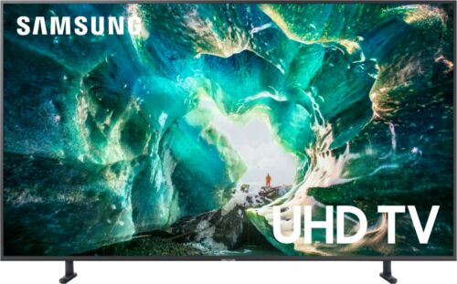 """2160p 8 Series Smart 4K UHD TV with HDR 49/"""" Class Samsung LED"""